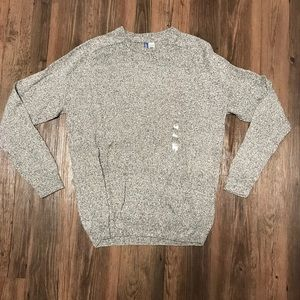 H&M's - Men's Sweater - Tan Oatmeal Color Way